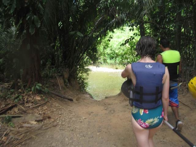 Belize Caves Branch River and 5 Cave Kayaking Excursion WAY BETTER THAN JUST TUBING