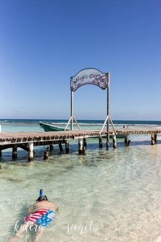 Belize Goff's Caye Island Getaway and Snorkel Cruise Excursion Nice little island