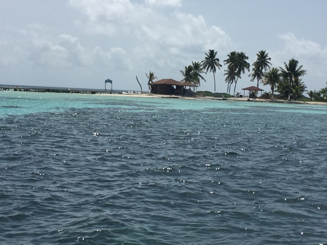 Belize Goff's Caye Island Getaway and Snorkel Cruise Excursion I LOVED it!