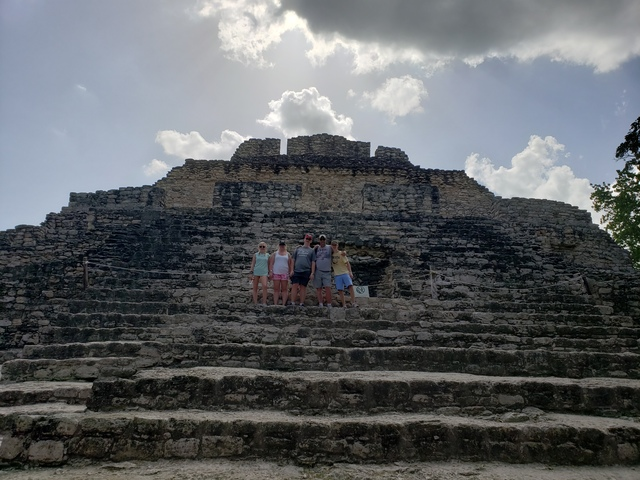 Costa Maya Chacchoben Mayan Ruins Excursion Wonderful tour!