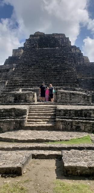 Costa Maya Chacchoben Mayan Ruins Excursion So much fun and very educational!
