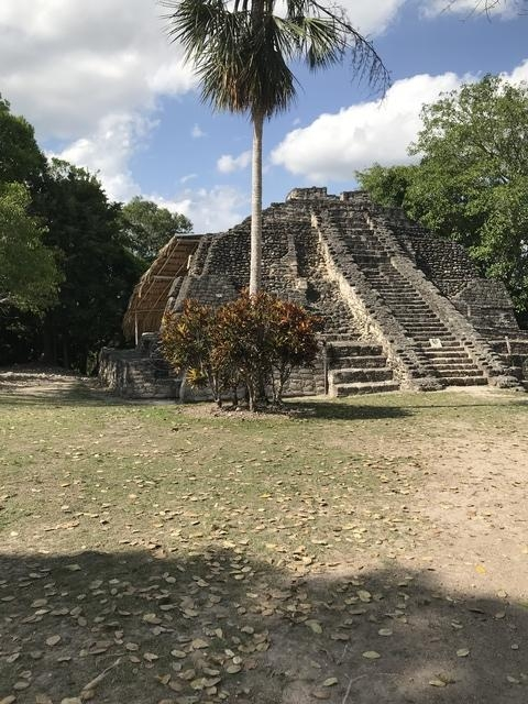 Costa Maya Chacchoben Mayan Ruins Excursion Lifetime Experience