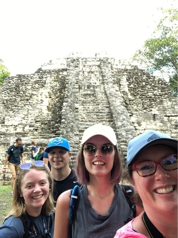 Costa Maya Mayan Experience One of a kind experience, very humbling