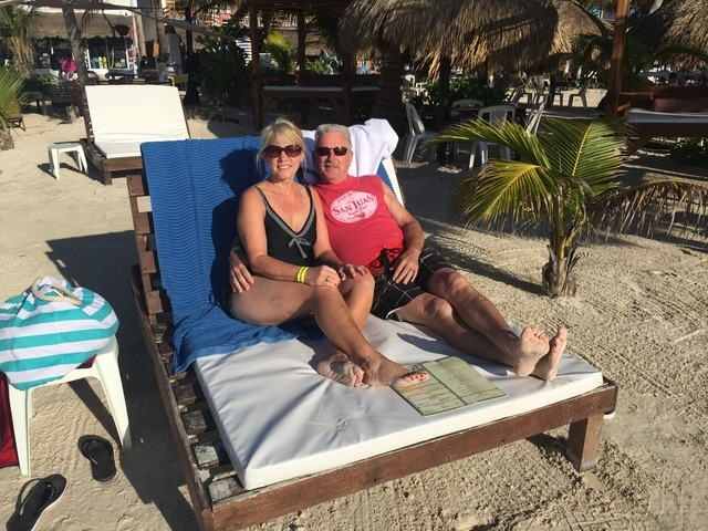 Costa Maya YaYa Beach Break Day Pass Excursion One of our Favorites!! Loved it!!