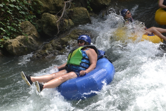 Falmouth Bengal Falls and River Tubing Excursion My favorite port
