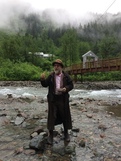 Juneau Gold Creek Salmon Bake Excursion Love this !