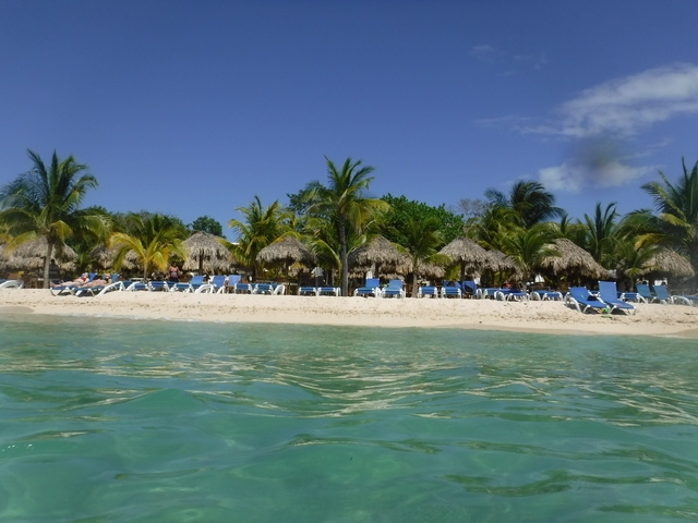 Mr. Sanchos Beach All Inclusive Day Pass Cozumel Eat, Drink, Relax....repeat....oh then Horseback riding