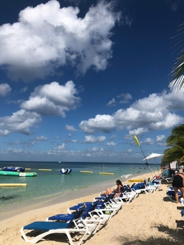 Mr. Sanchos Beach All Inclusive Day Pass Cozumel amazing