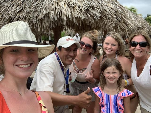 Mr. Sanchos Beach All Inclusive Day Pass Cozumel Phenomenal time