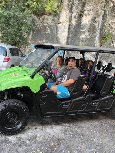 Nassau 4-Hour Buggy 6 Seater Rental Absolutely had a blast!!!!