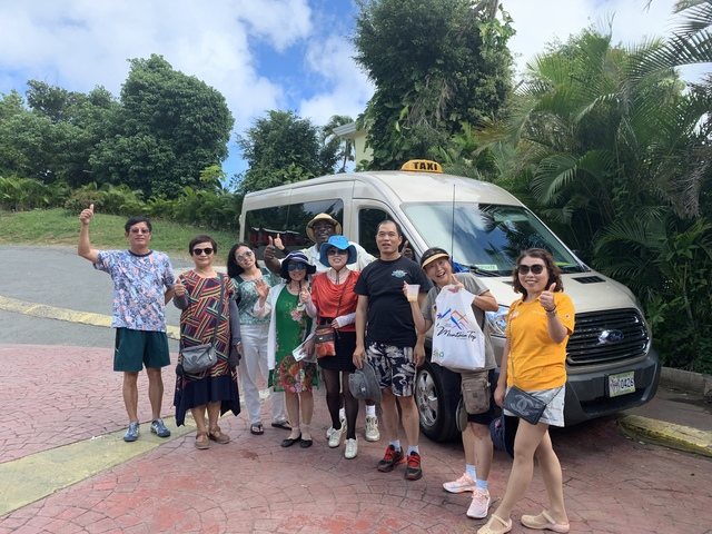 St. Thomas Deluxe Private Island Sightseeing Excursion BOOK THIS TOUR!  YOU WILL NOT BE DISAPPOINTED!!!