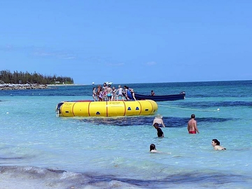 Freeport Bahamas Lucaya Beach  Cruise Excursion Cost