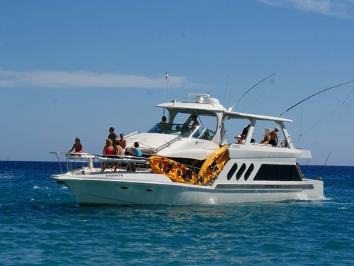 Cabo San Lucas private yacht Trip Tickets