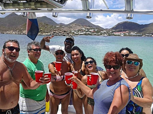 St. Maarten Simpson Bay Cruise Excursion Cost