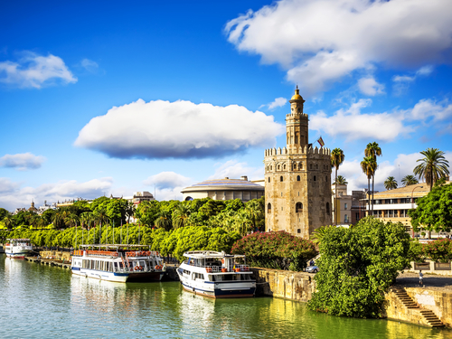 cadiz Seville Spain seville sightseeing Shore Excursion Booking