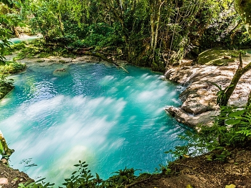 Falmouth Jamaica blue hole Excursion Tickets