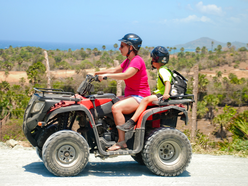 Amber Cove All Terrain Vehicle Trip Prices