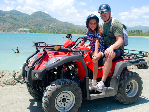 Amber Cove ATV Ride Cruise Excursion Tickets