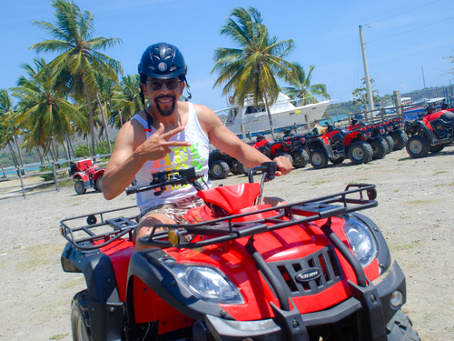 Amber Cove  Dominican Republic All Terrain Vehicle Shore Excursion Booking
