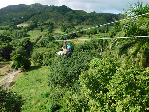 Amber Cove Dominican Republic Damajagua Waterfalls Adventure Excursion Reviews