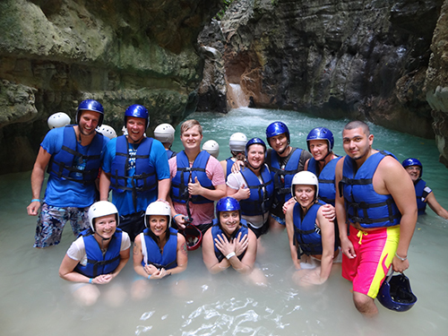 Amber Cove Jumping Waterfalls Cruise Excursion Reviews