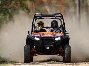 Amber Cove Puerto Plata ATV Off-Road Adventure and Beach Break Excursion