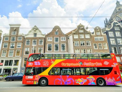 Amsterdam  Holland Vondelpark Cruise Excursion Booking