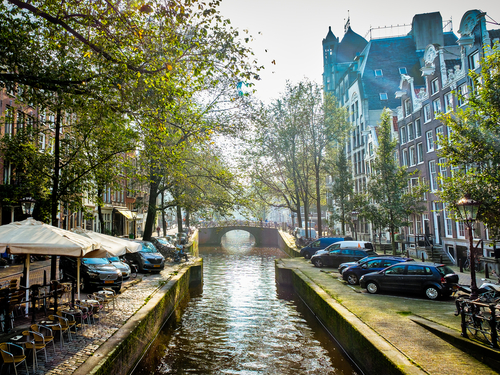 Amsterdam  Holland Central Statio West Shore Excursion Booking