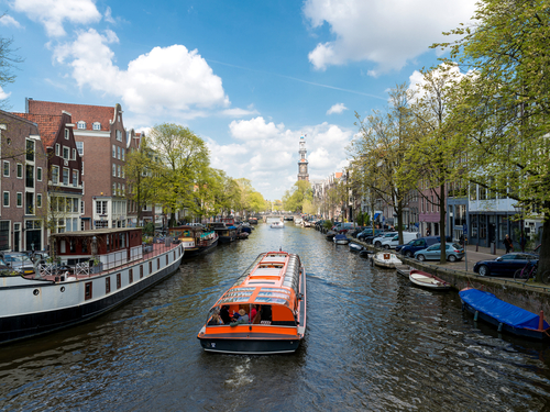 Amsterdam Saint Nicholas Church Cruise Excursion Reviews