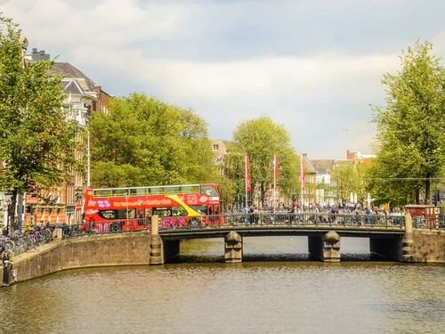 Amsterdam Golden Bend Trip Reservations