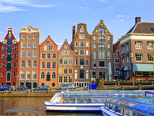 Amsterdam  Holland Jewish Historical Quarter Trip Booking