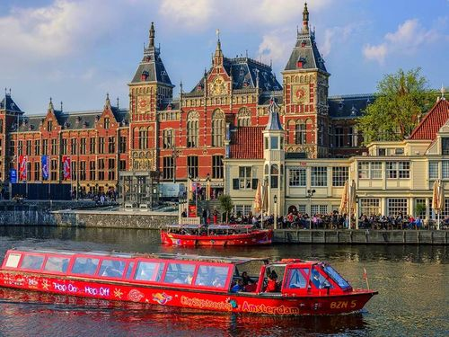 Amsterdam  Holland National Maritime Museum Tour Reservations