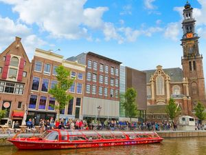 Amsterdam Hop On Hop Off Boat Cruise Excursion