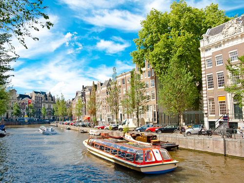 Amsterdam Central Station Trip Prices