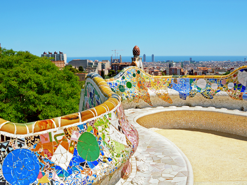 Barcelona Spain Antoni Gaudi Cruise Excursion Reservations