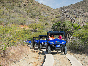 Aruba Arikok Park UTV Afternoon Adventure Excursion