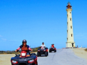Aruba ATV Island Adventure Excursion