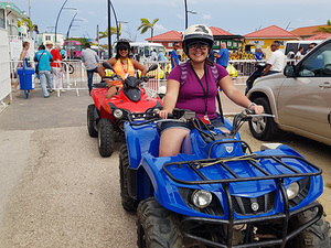 Aruba ATV Rental Full Day or Half Day