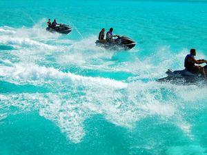 Aruba Double Double - Jet Ski and Parasailing Excursion for 2 People