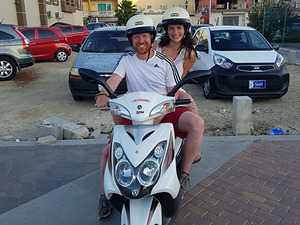 Aruba Half Day or Full Day Scooter Rental