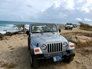Aruba Jeep Safari Highlights Half Day Excursion