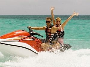Aruba Jet Ski at Palm Beach Excursion