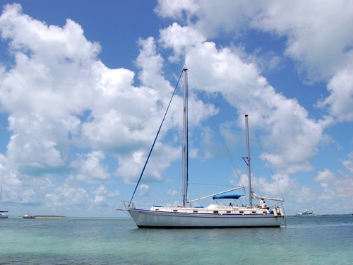 Nassau Bahamas half day sailing Cruise Excursion