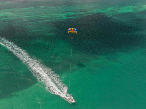 Key West parasail Tour Cost