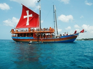 Barbados Jolly Roger All Inclusive Pirate Party Cruise Excursion