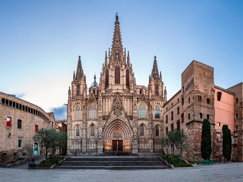 Barcelona  Spain jewish quarter Cruise Excursion Reservations