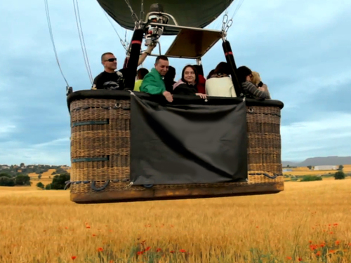 Barcelona Spain Hot Air Balloon Sightseeing Tour Reservations