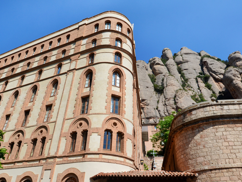 Barcelona Spain Monastery Cultural Trip Booking