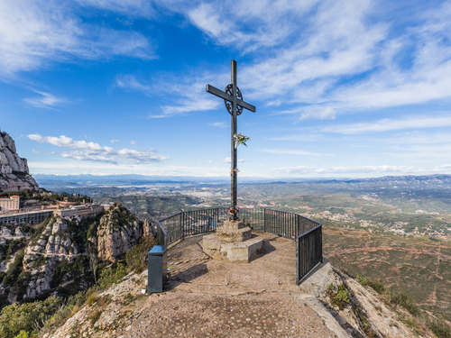 Barcelona Mountains Sightseeing Tour Booking