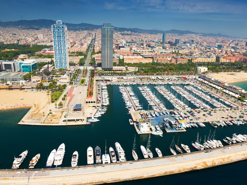 Barcelona  Spain goleta Excursion Cost